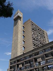 Trellick Tower  Wikipedia la enciclopedia libre