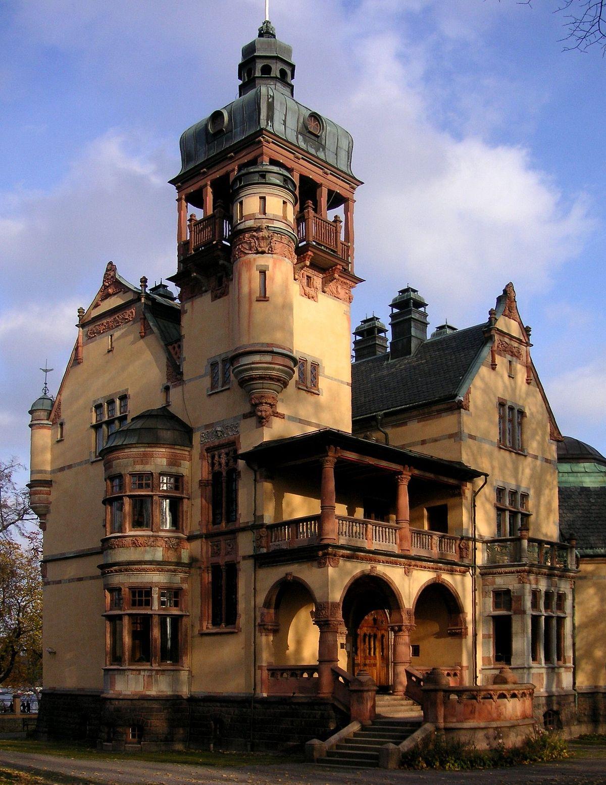 Villa Lusthusporten Wikipedia