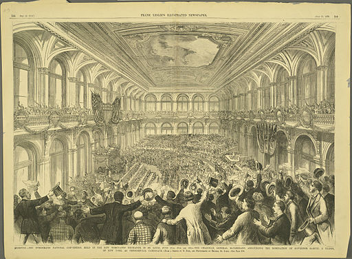 1876 Democratic National Convention - Missouri