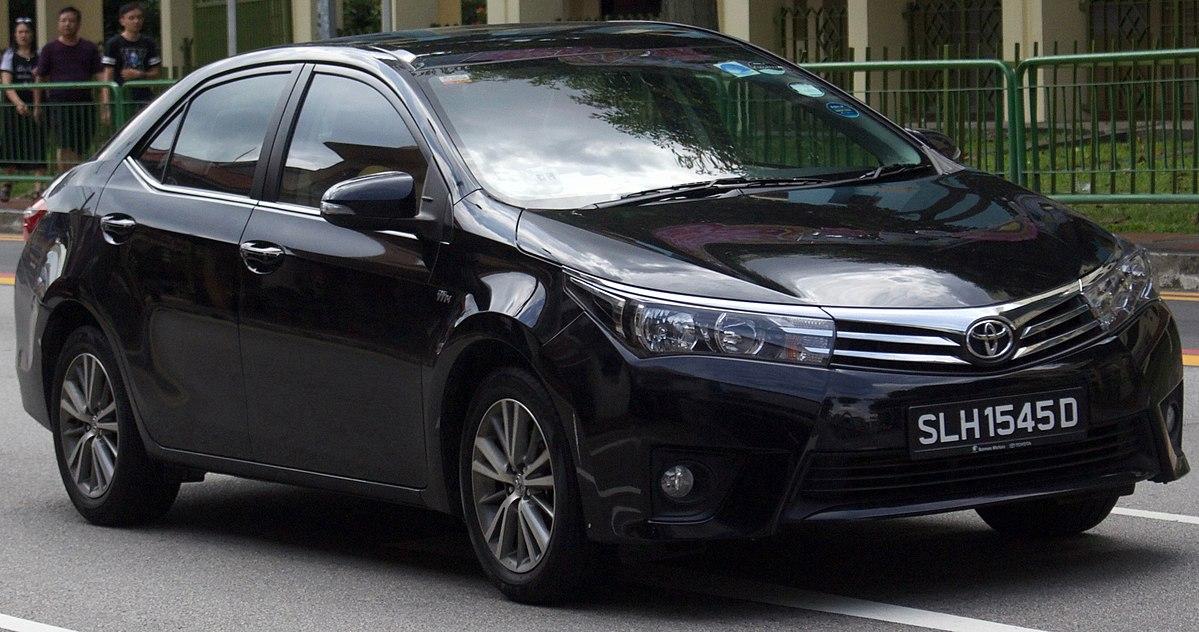 Toyota Corolla (e170) Wikipedia