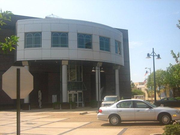 Museum of Art Alexandria Louisiana