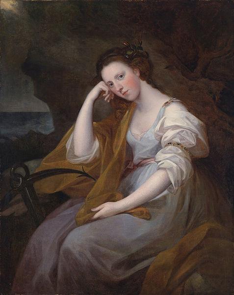 File:Angelika Kauffmann Portrait Louisa Leveson Gower 1767.jpg