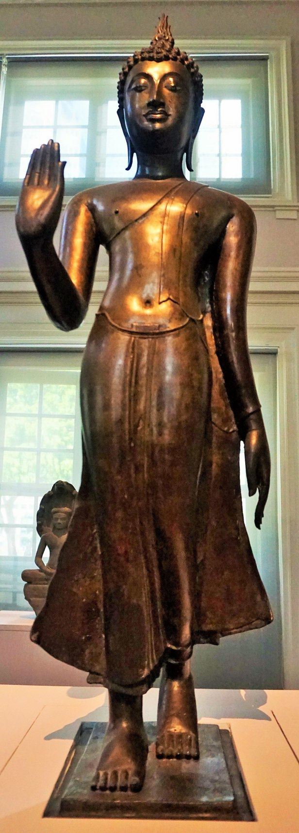 Asian Civilisations Museum - Joy of Museums - Walking Buddha