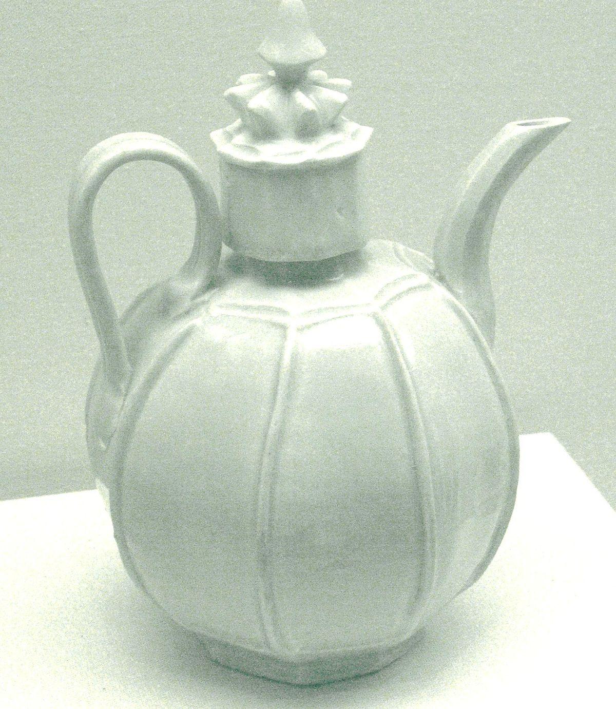 Teapot  Wikimedia Commons