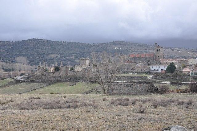 Bonilla de la Sierra, uno de los pueblos más bonitos de España, amenazado por la minería a cielo abierto