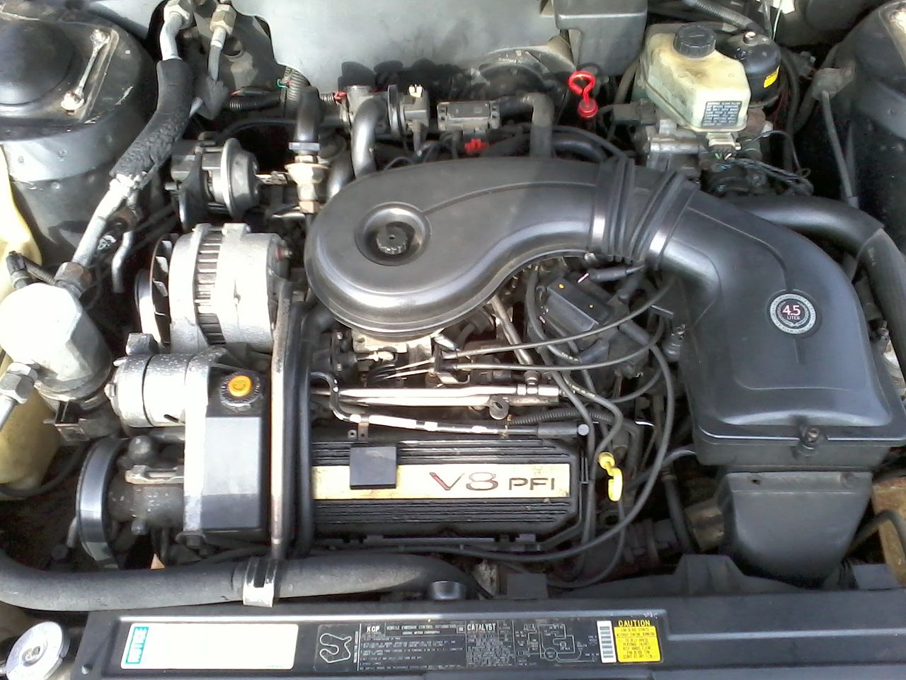 Cadillac 4 5 Engine Wiring Diagram