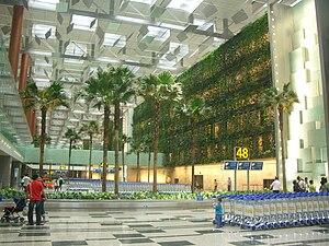 Singapore Changi Airport Travel Guide At Wikivoyage