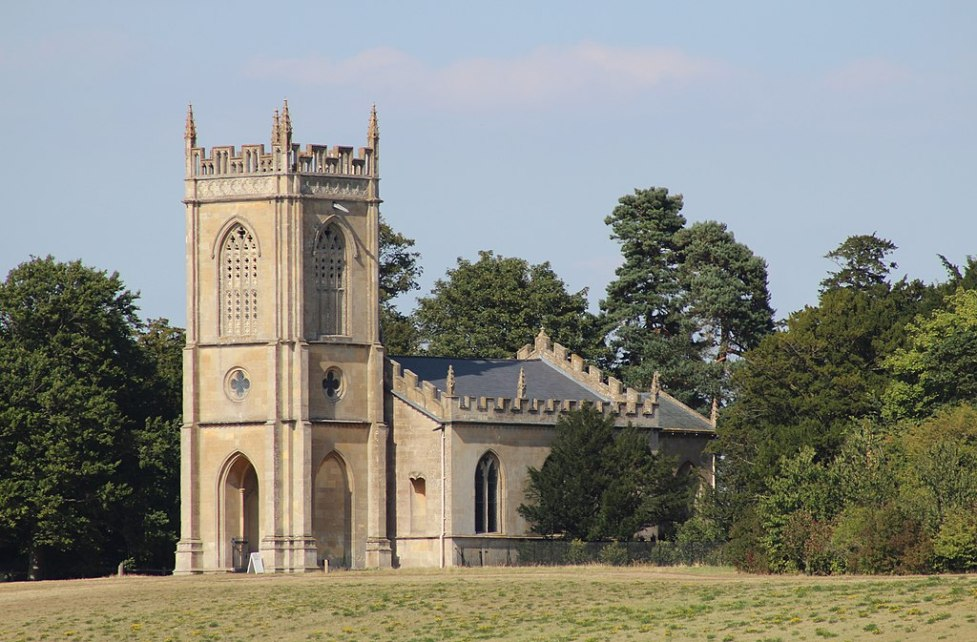 St Mary Magdalene's Church, Croome D'Abitot