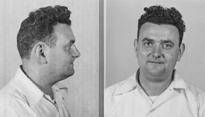 Mugshot of David Greenglass.