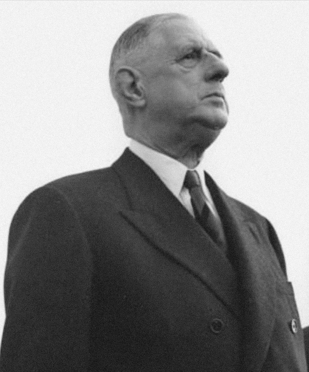 medium resolution of Charles de Gaulle - Wikipedia