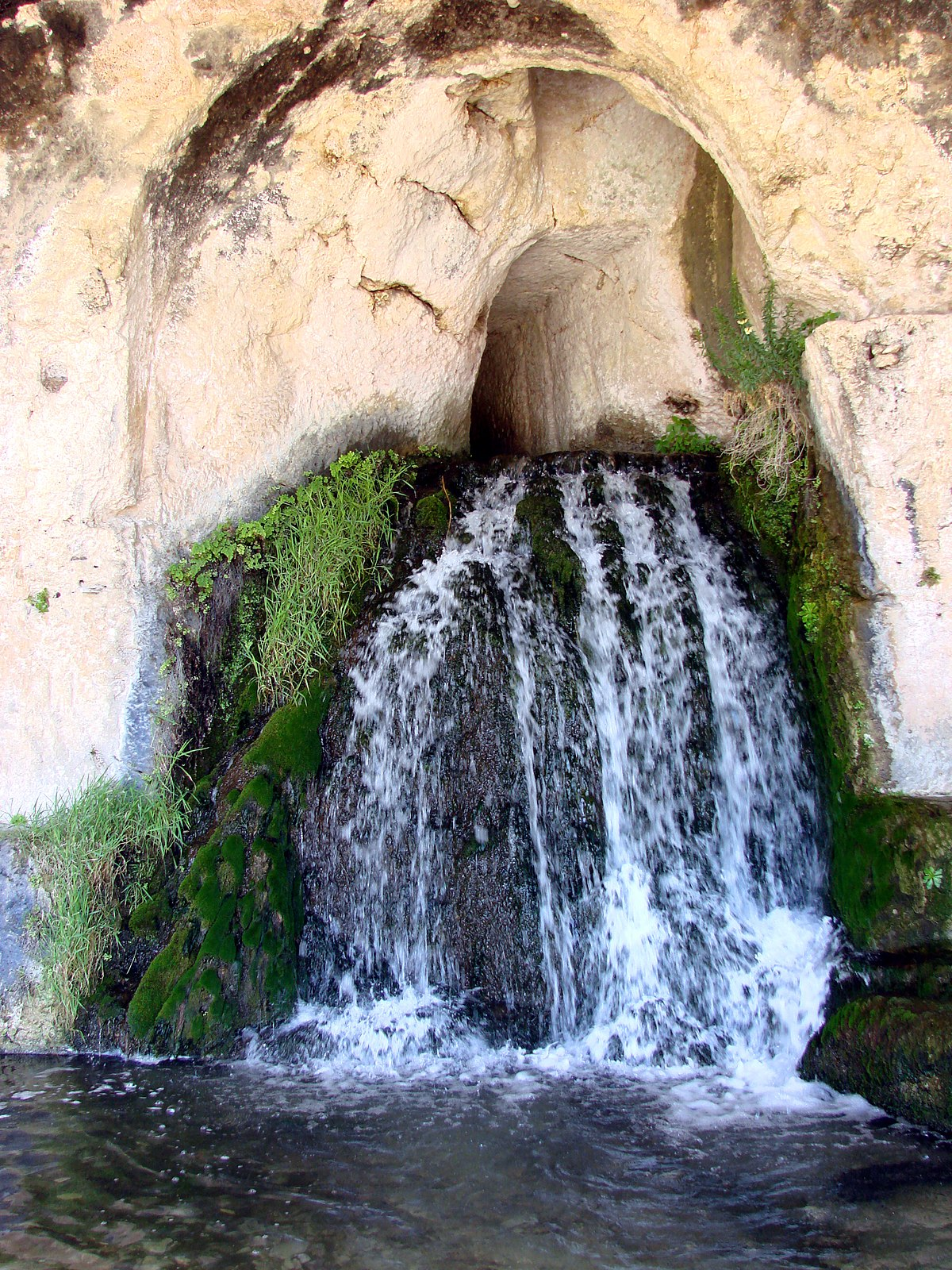 Grotta del Ninfeo  Wikipedia