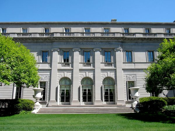 Frick Collection - Wikipedia