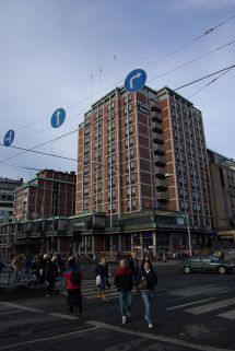 Clarion Hotel Hub Oslo - Wikipedia