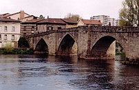 Bridge of Saint Martial.