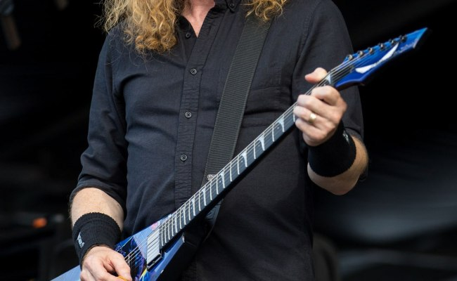 Dave Mustaine Wikipedia