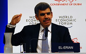 English: Mohamed A. El-Erian, Managing Directo...