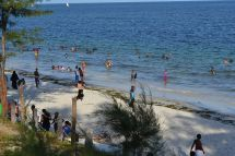 File Nyali Beach Reef Hotel High Tide In