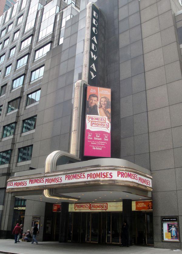 Broadway Theatre 53rd Street - Wikipedia