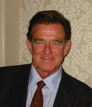 Former MLB player and broadcaster Tim McCarver...