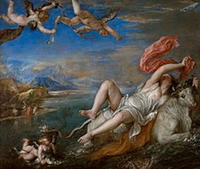 Lista Personajelor Mitologice Elene