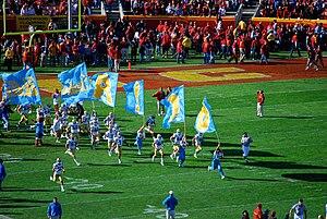 UCLA at USC.