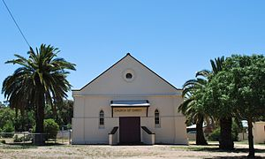 Church of Christ at Wedderburn, Victoria