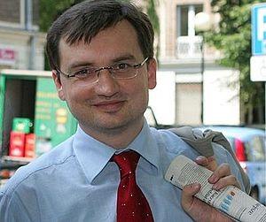 Zbigniew Ziobro - Polish politician, Minister ...