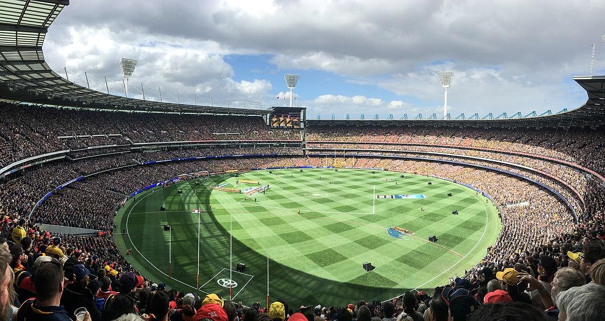 2017 AFL Grand Final  Wikipedia