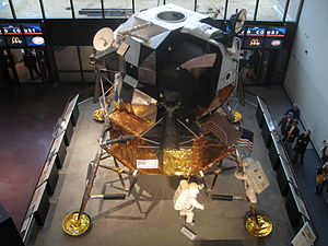 Apollo Lunar Module LM-2