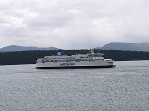 "BC Ferry ""Spirit of Vancouver Island&quot..."