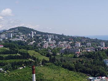 Bytkha, Sochi