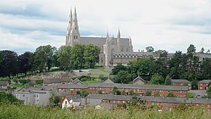 Armagh cathedral (Northern Ireland) / Cathédra...