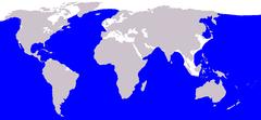 Persebaran Paus Biru