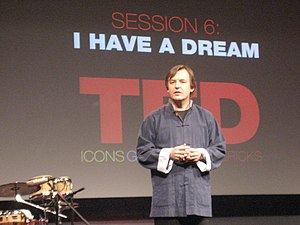 Chris Anderson is the curator of the TED (Tech...