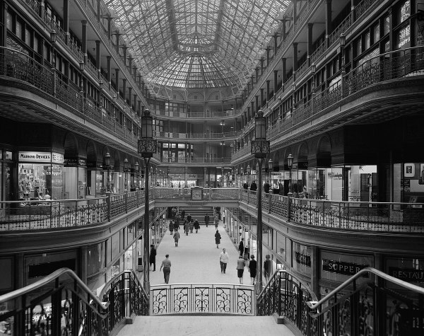 Arcade Downtown Cleveland Ohio