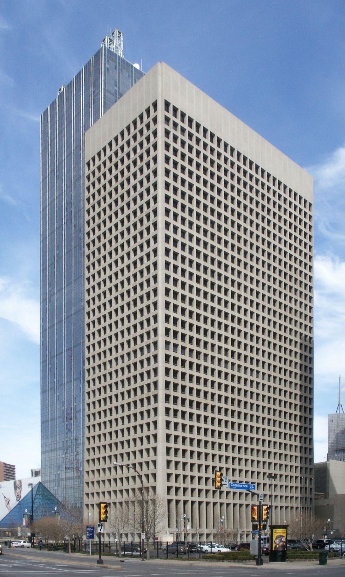 One Main Place Dallas Wikipedia