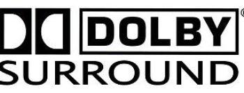 English: Dolby Surround Polski: Dolby Surround