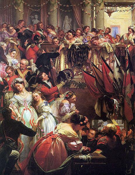 Regency Ball - Being an Aristocrat in the Regency - Philippa Jane Keyworth - Author