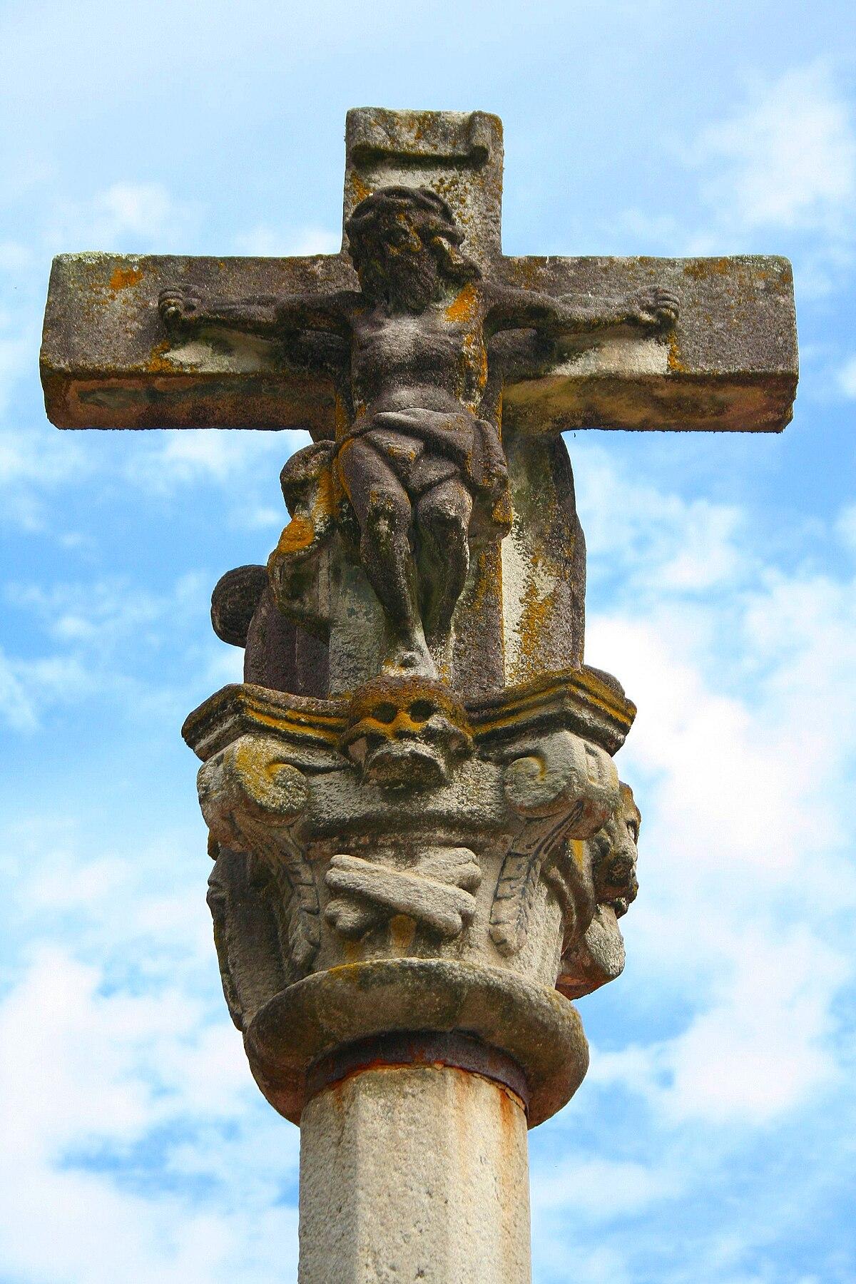 Crucero monumento  Wikipedia la enciclopedia libre