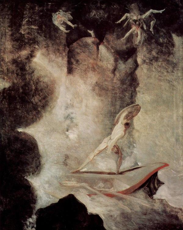 Scylla and Charybdis Greek Mythology