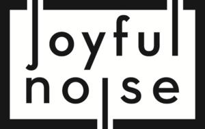 English: Logo of Joyful Noise Recordings.