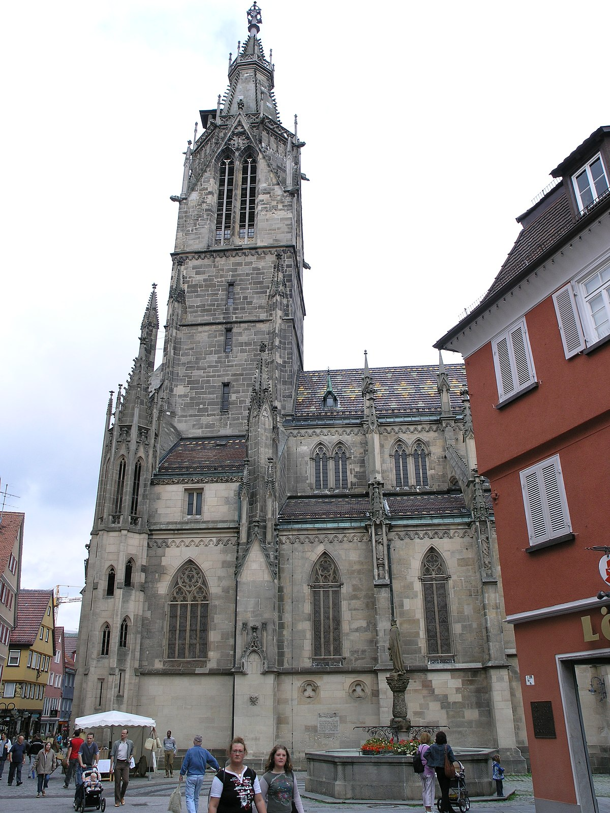 Reutlingen  Travel guide at Wikivoyage
