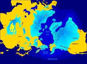 Northern hemisphere glaciation during the last...