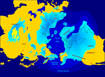 Northern hemisphere glaciation during the last...