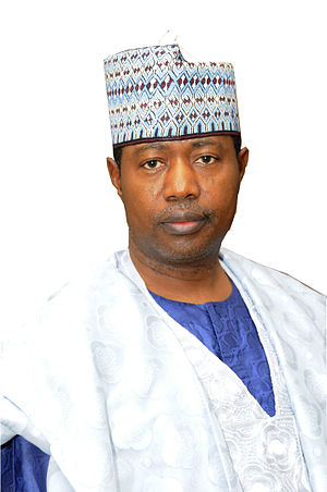 English: Kogi state Deputy governor Phillips S...