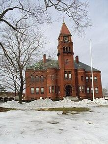 Pinkerton Academy Wikipedia