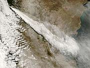 Chaitan volcano