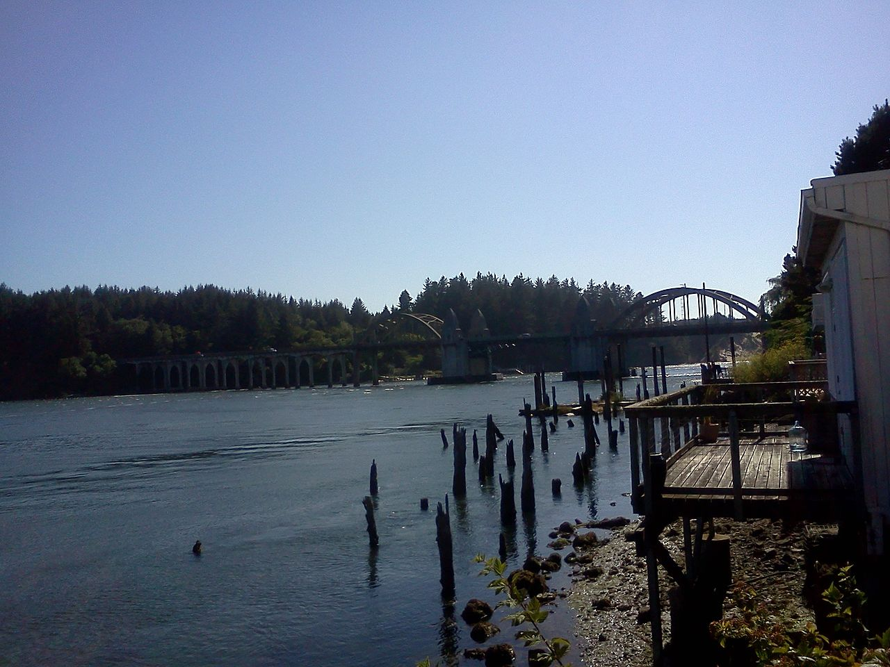 FileSiuslaw River Bridge Florence Oregonjpg