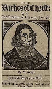 courtesy of: http://en.wikipedia.org/wiki/Thomas_Brooks_(Puritan)