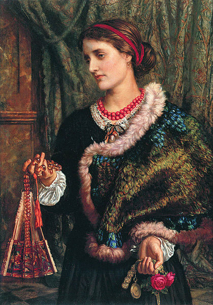 File:William Holman Hunt - The Birthday.jpg